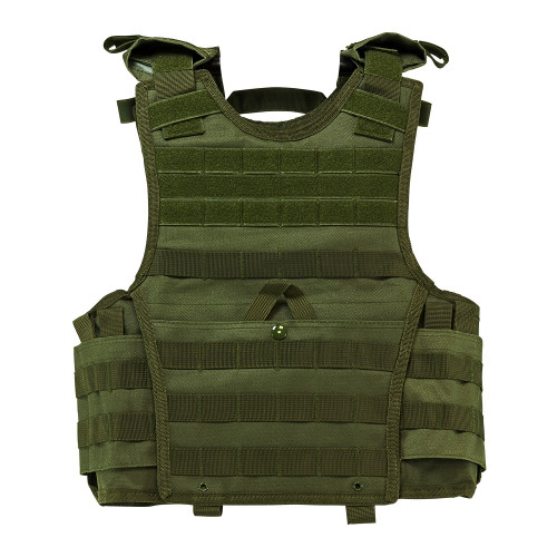 VISM Expert Plate Carrier Vest (Green)