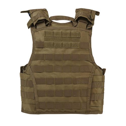 VISM Expert Plate Carrier Vest (Tan)