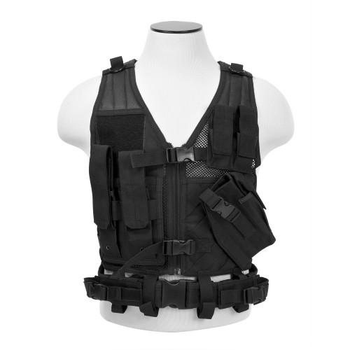VISM Tactical Vest (Black)
