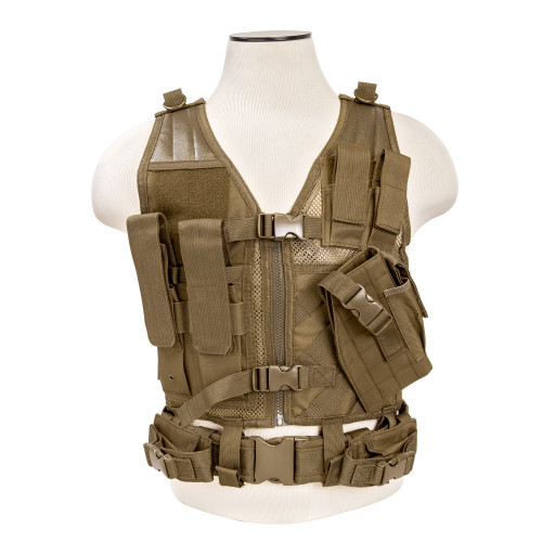 VISM Tactical Vest (Tan)