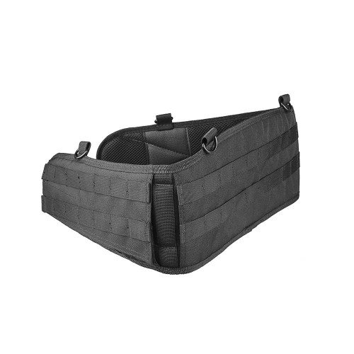 VISM Molle Battle Belt (Black)