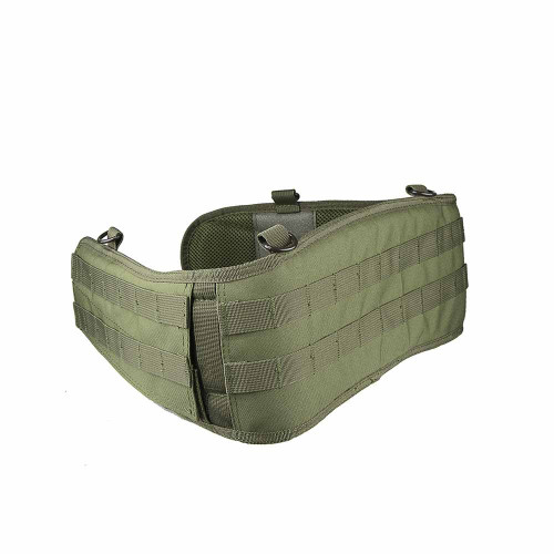 VISM Molle Battle Belt (Green)