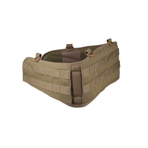 VISM Molle Battle Belt (Tan)