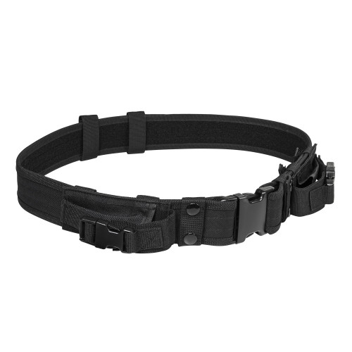 VISM Tactical Belt w/Two Pouches