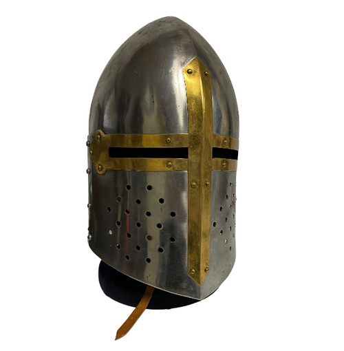 Handmade Medieval Helmet