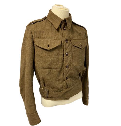 WWII British Battledress Tunic