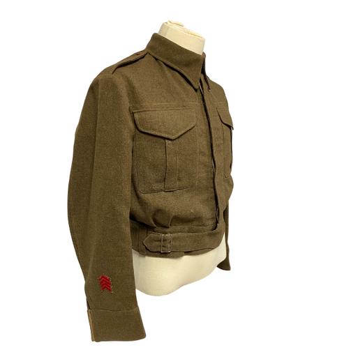 WWII New Zealand Battledress Tunic