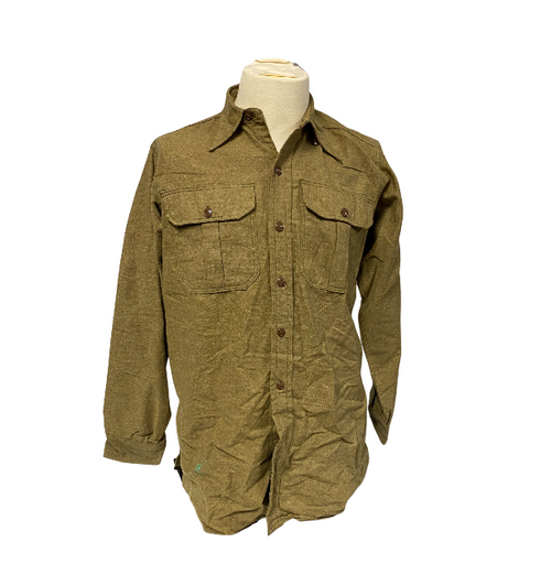 WWII Canadian Cold Weather Shirt