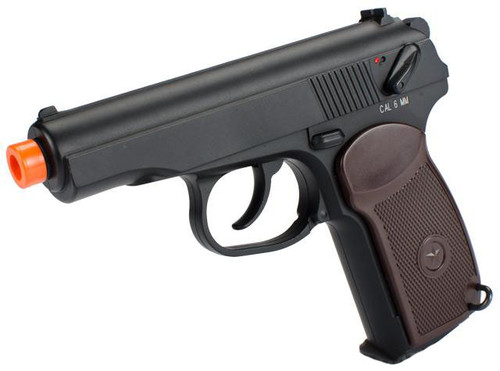 KWC Russian PM High Power CO2 Gas Airsoft Pistol
