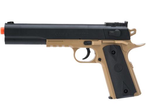 SoftAir Licensed Colt 1911 Spring Pistol Target Practice Kit