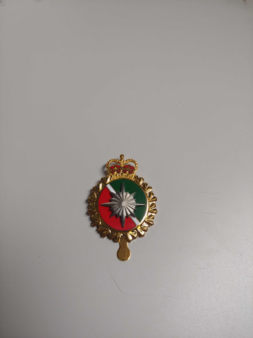 Canadian Armed Forces Cap Badge - Intelligence Branch