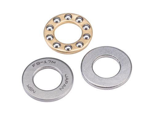 Silverback Airsoft Stainless Steel Thrust Bearing for Desert Tech SRS Nylon Spring Guides
