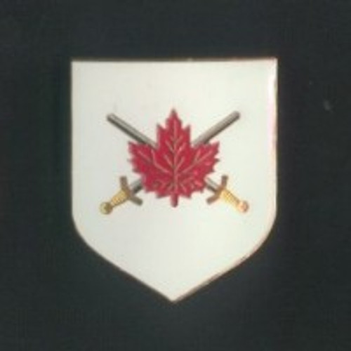 Canadian Armed Forces Cap Badge - Land Forces Command