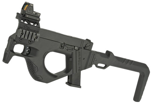 SRU 3D Printed PDW Gas Blowback Pistol Carbine