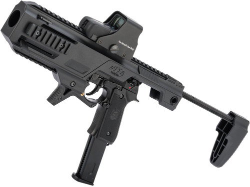 SRU STTI PDW Carbine Kit for M9 Series Gas Blowback Airsoft Pistols (Type: Kit Only)