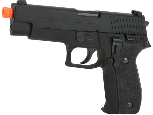 Swiss Arms Licensed 226 Airsoft Gas Blowback GBB Pistol