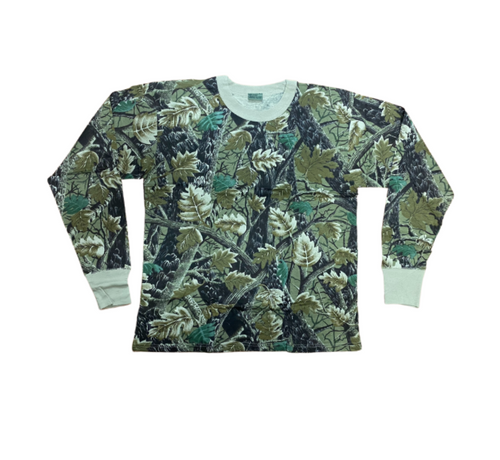 Hero Brand Tru Forest Long Sleeve Camouflage T-Shirt