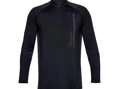 Under Armour UA Tactical MK-1 Graphic 1/4 Zip Shirt (Color: Black)