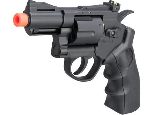 "Valken Tactical Revolver CO2 Powered Gas Airsoft Pistol (Length: 2.5"")"