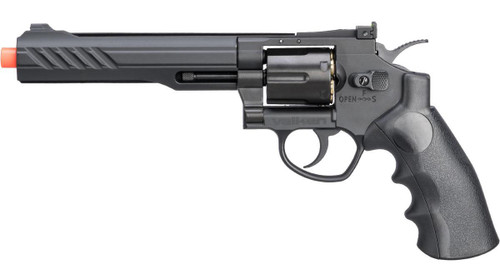"Valken Tactical Revolver CO2 Powered Gas Airsoft Pistol (Length: 6"")"