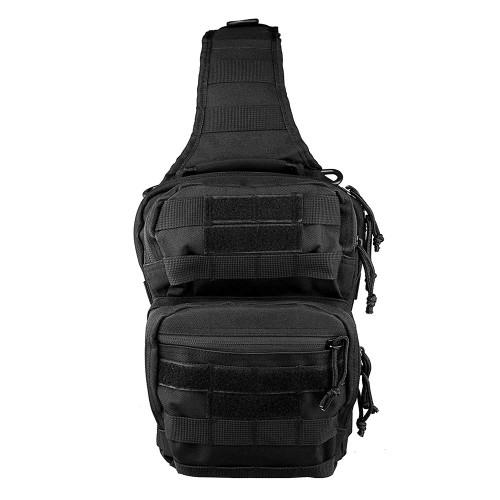 VISM Sling Utility Bag - Black