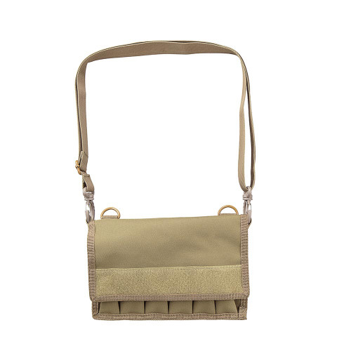VISM Pistol Magazines Carrier/ Tan
