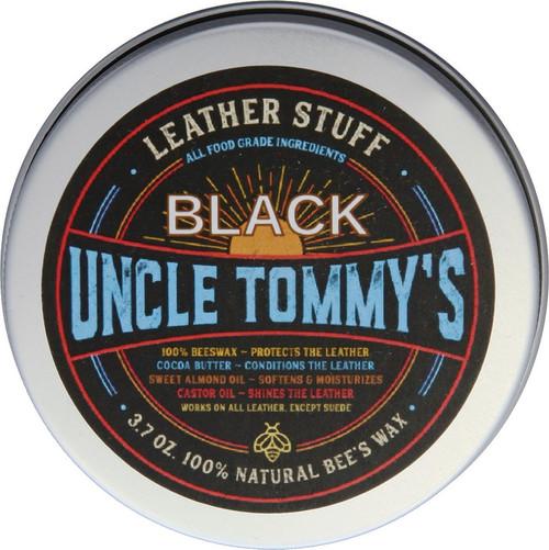 Leather Stuff Black
