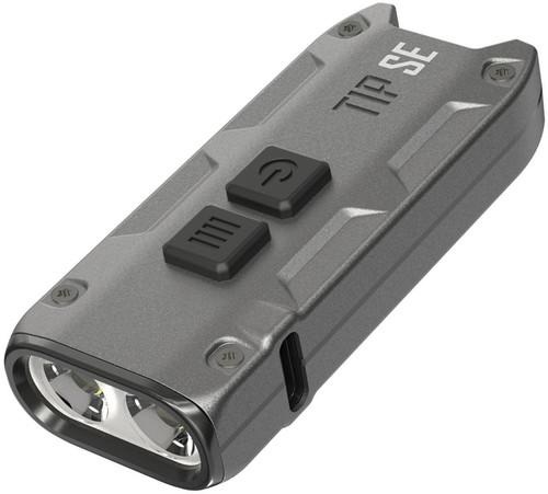 TIP SE Keychain Light Gray