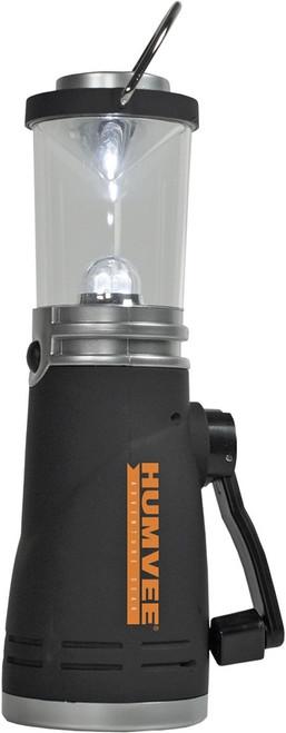 LED Lantern Black