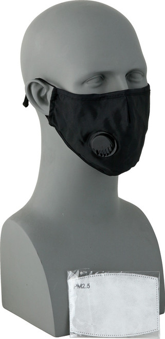 Cloth Mask with Filter