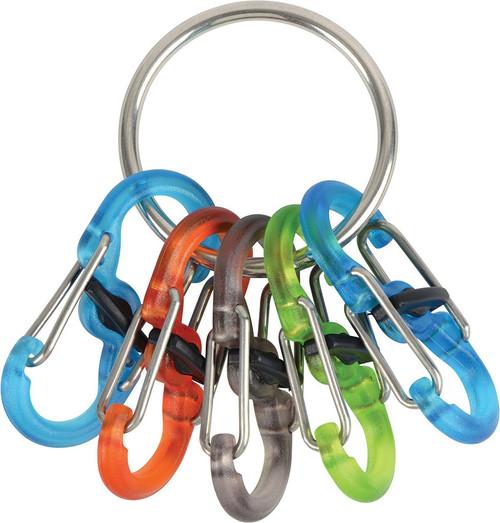 KeyRing Locker Stainless