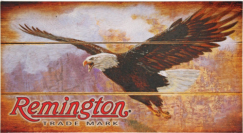 Bald Eagle Wood Sign