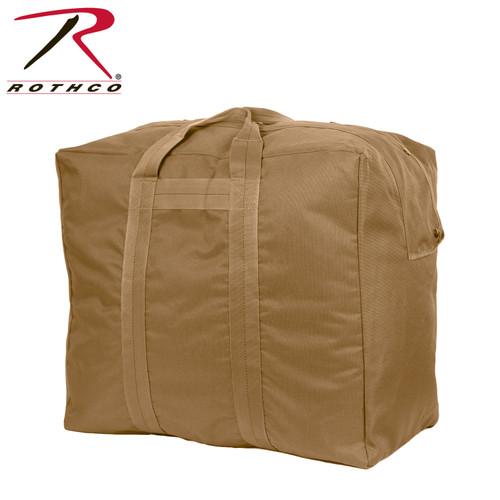 Enhanced Aviator Kit Bag - Coyote Brown