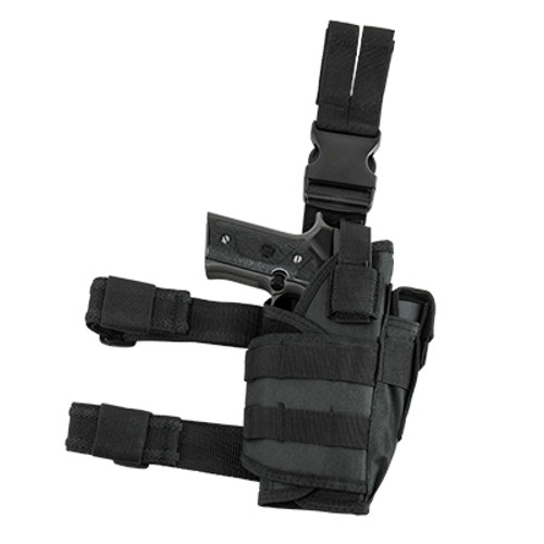 VISM 2955 Drop Leg Tactical Holster