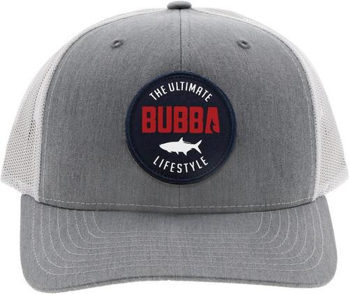 Yellowfin Tuna Hat Gray