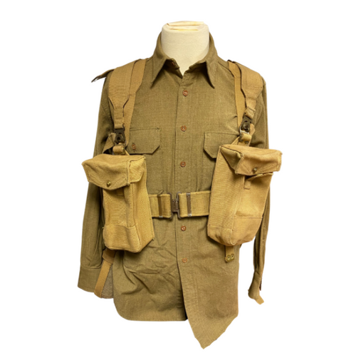 WWII Canadian Armed Forces Web Set