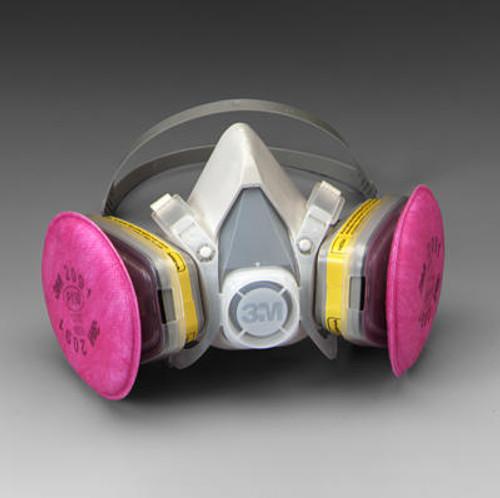 5000 Series 3M™  Combination Dual Cartridge Respirator
