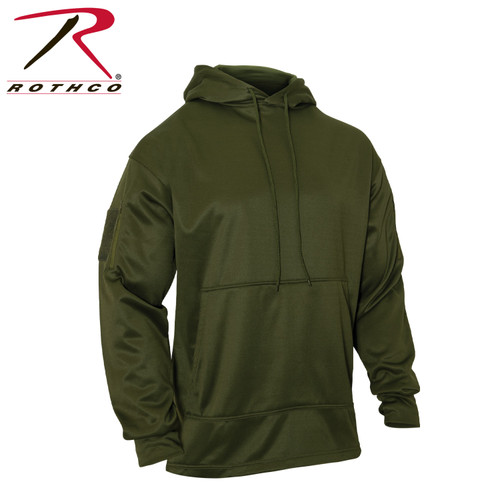 Rothco Concealed Carry Hoodie - Olive Drab