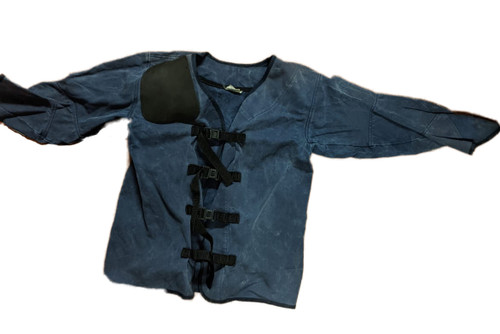 Shooter Coat Blue