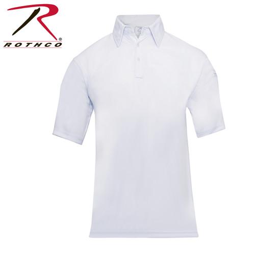 Rothco Tactical Performance Polo Shirt - White