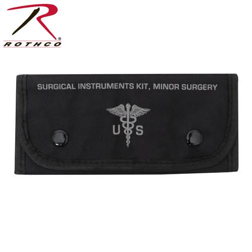 Rothco Military Surgical Kit - Black