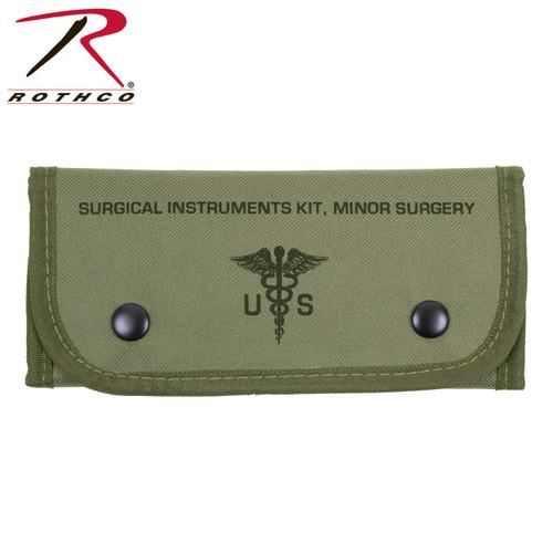 Rothco Military Surgical Kit - Olive Drab