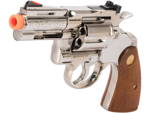 Tanaka Colt Python .357 Gas Powered Airsoft Revolver