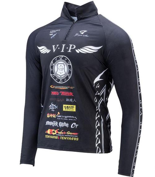 Jigging Master 2020 VIP Long Sleeve T-Shirt (Black)