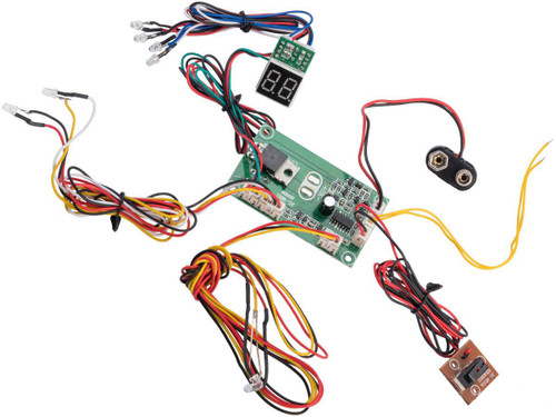 Snow Wolf Replacement IC Circuit Assembly for Snow Wolf BC-88 Airsoft AEGs