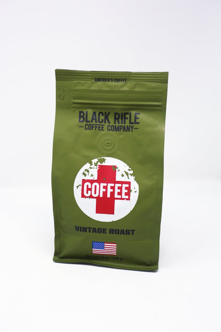 Black Rifle Coffee Company Coffee Saves Roast Blend - Whole Bean