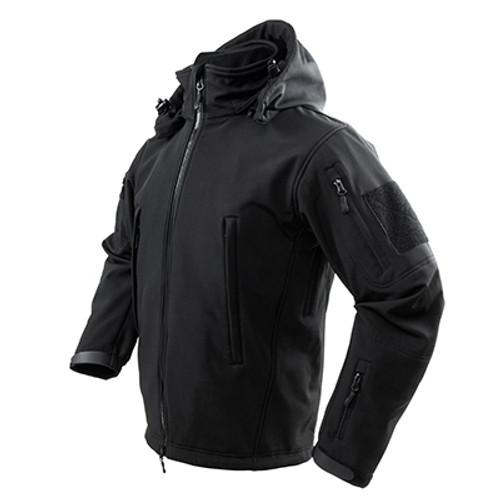 VISM Delta Zulu Jacket - Black