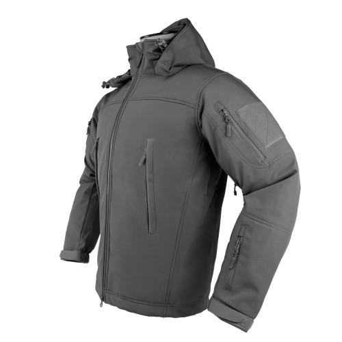 VISM Delta Zulu Jacket - Urban Gray