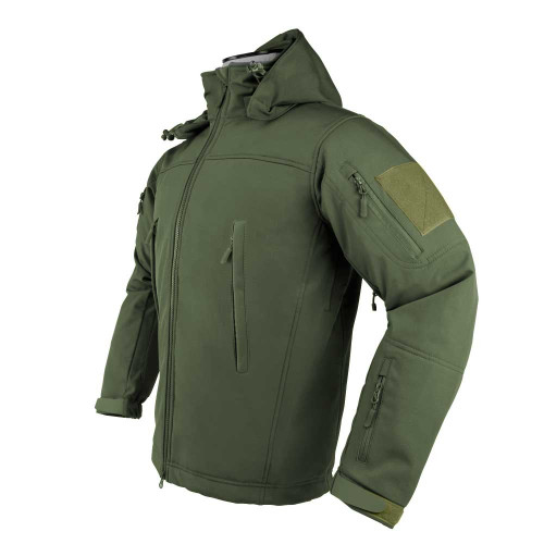VISM Delta Zulu Jacket - Green