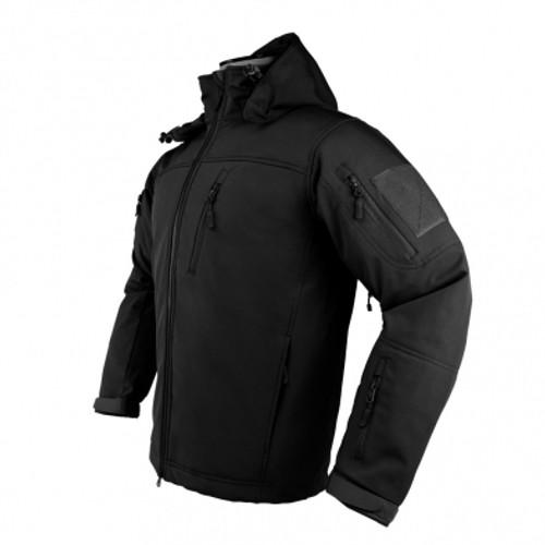 VISM Alpha Trekker Jacket - Black